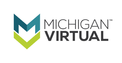Michigan Virtual logo