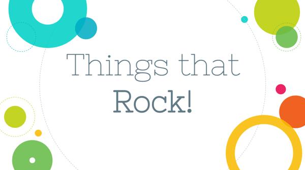Things that Rock